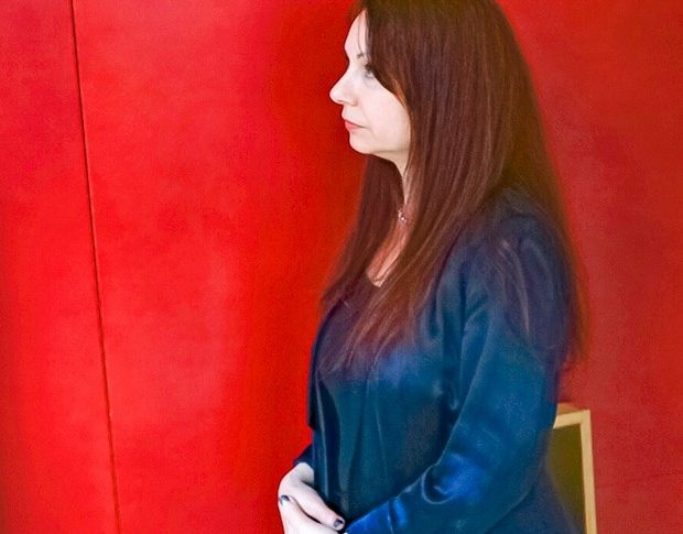 File image of designer Lucia Lacava