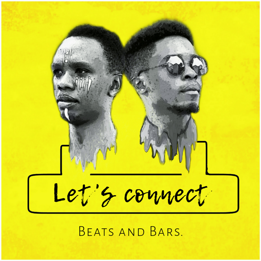Album cover for Let's Connect by Beats and Bars