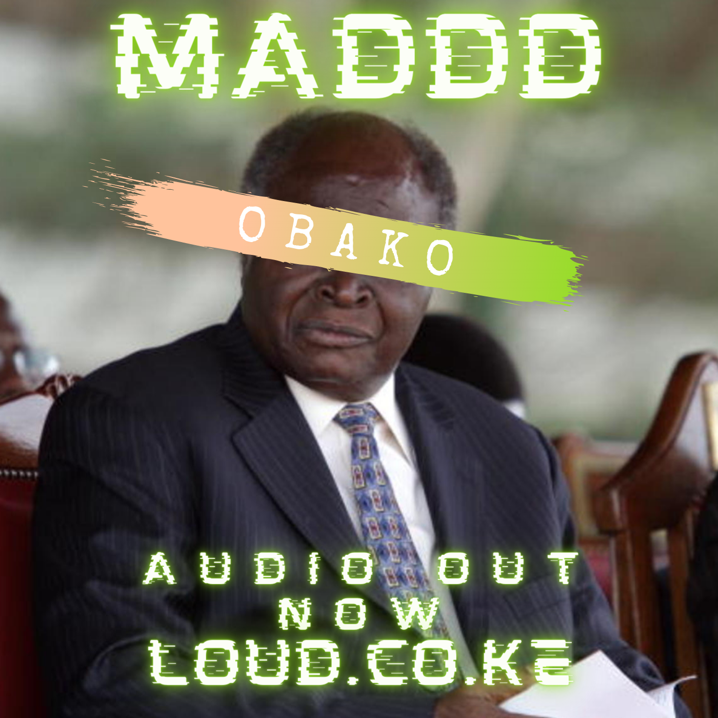 Cover art for Obako by Maddd