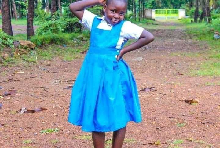 Bridget Bema. The 9-year old went viral with one of her comedic skits.
