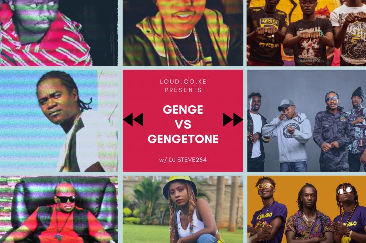 Genge vs Gengetone